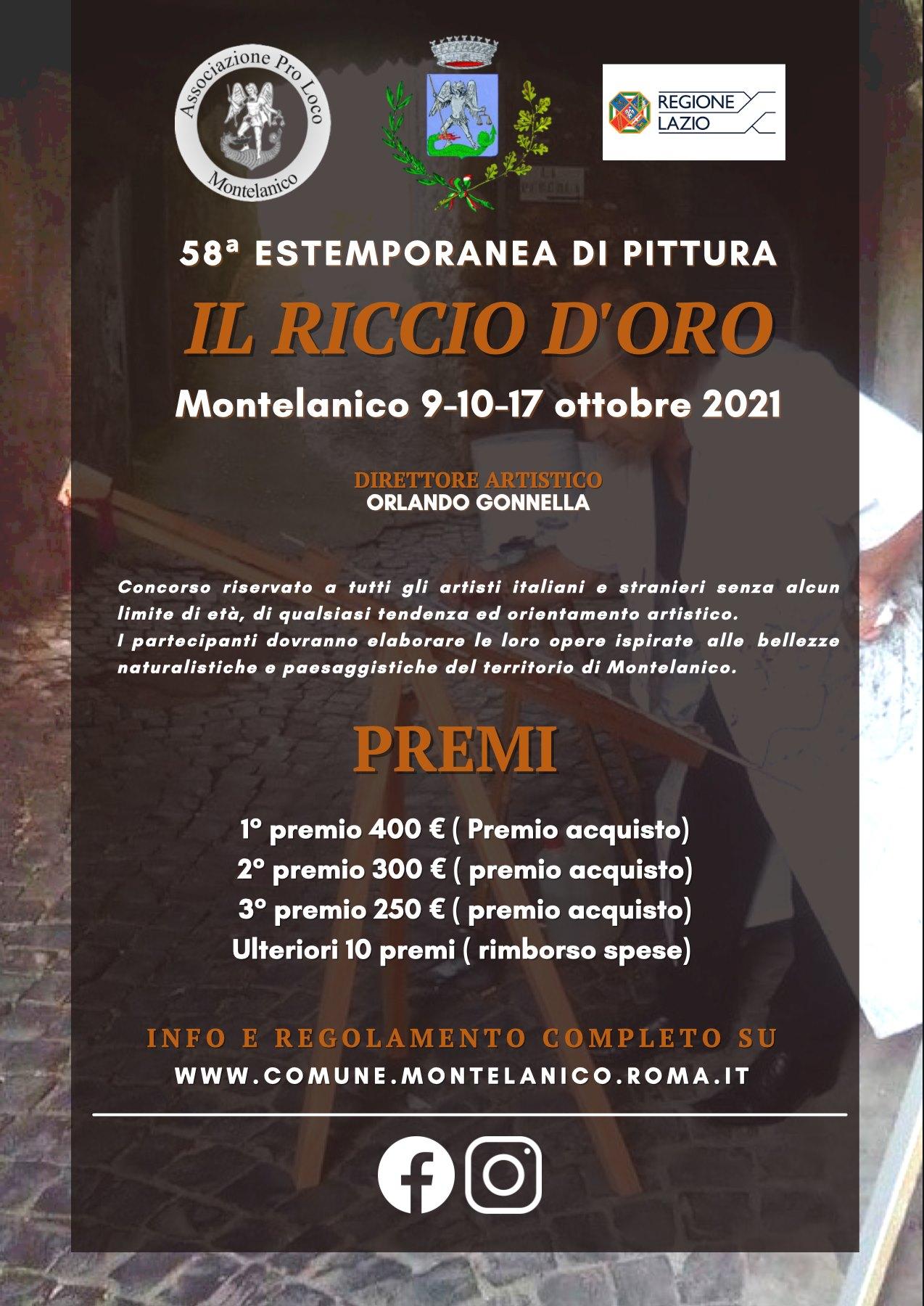 Montelanico: Il Riccio d'oro @ Montelanico